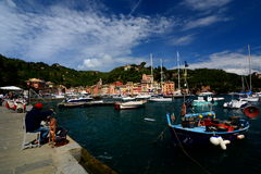 Portofino. Liguria, Italy Royalty Free Stock Photography