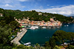 Portofino. Liguria, Italy Royalty Free Stock Photos