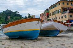 Portofino, Liguria, Italy Stock Photos