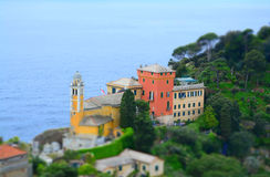 Portofino, Liguria, Italy Stock Photography