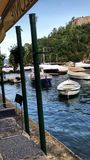 Portofino Ligurien Italien stockfoto