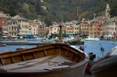 Portofino in Ligurien, Italien lizenzfreie stockfotografie