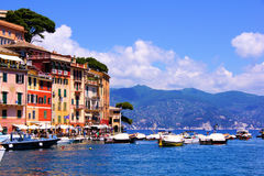Portofino luxury Stock Image