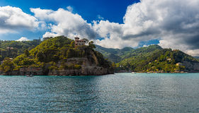 Portofino. Is one of the most famous tourist destinations of Italy Royalty Free Stock Photo