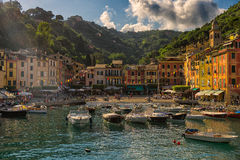 Portofino. Is one of the most famous tourist destinations of Italy Stock Photo
