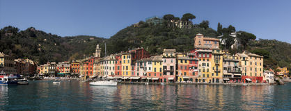 Portofino. A pérola do mar Ligurian #7. Fotos de Stock