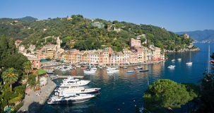 Portofino  panorama Royalty Free Stock Image