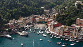 Portofino stock video footage