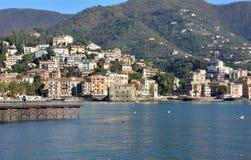 Portofino shore Royalty Free Stock Image