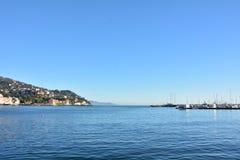 Portofino shore Royalty Free Stock Photos