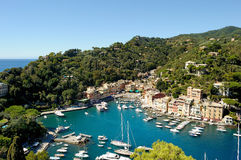 Portofino town Royalty Free Stock Photos