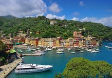 Portofino Stock Photography