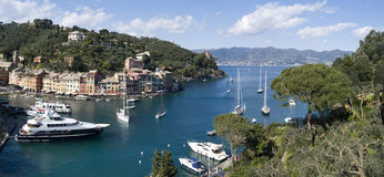 Portofino stock photo