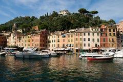 Portofino village Royalty Free Stock Image