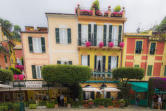 Portofino Village ,Italy Royalty Free Stock Images