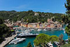 Portofino village, Ligurian Coast, Italy Royalty Free Stock Photography