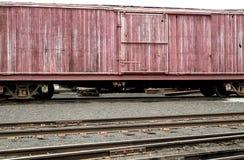 Portola järnvägmuseum Arkivbild