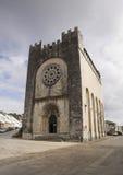 Portomarin church Royalty Free Stock Image