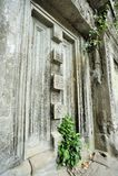 Portone in città antica Beng Mealea Fotografia Stock Libera da Diritti