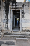 Portone del tempio Fotografie Stock Libere da Diritti