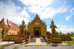 Portone del tempio del custode di Giants Fotografia Stock Libera da Diritti