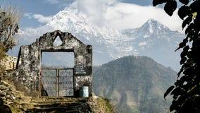 Portone della montagna Immagine Stock Libera da Diritti