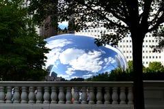 Portone della nuvola Fotografia Stock Libera da Diritti