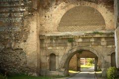 Portone di Costantinopoli di Nicea Fotografie Stock Libere da Diritti