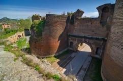 Portone di Costantinopoli in Nicaea fotografie stock libere da diritti