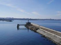 Portone di mare di Sebastopoli immagini stock libere da diritti