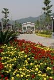 Portone di Shaolin Temple fotografie stock libere da diritti