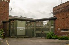 Portone interno, leggente prigione, Berkshire Fotografia Stock Libera da Diritti