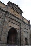 Portoni a Bergamo Immagine Stock Libera da Diritti