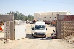 Portoni in Tunisia Fotografia Stock