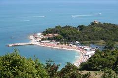 Portonovo, Ancona Foto de archivo