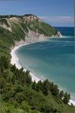 Portonovo zatoka Obraz Royalty Free