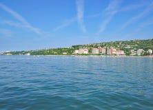 Portoroz,adriatic Sea,Slovenia Stock Photo