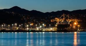 Portos de Wellington imagens de stock royalty free