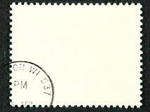 portostämpel Royaltyfri Bild