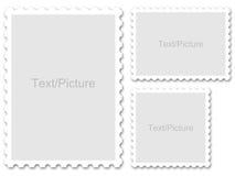 portostämplar Royaltyfri Bild