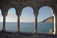 Portovenere Royalty Free Stock Photo
