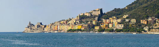 Portovenere Royalty Free Stock Photography