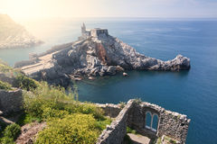 Portovenere Stock Photography