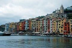 Portovenere στοκ φωτογραφία με δικαίωμα ελεύθερης χρήσης