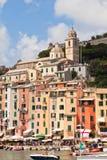 Portovenere Bay, Italy View. Royalty Free Stock Photography