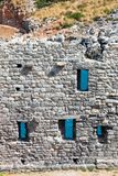 Portovenere castle Royalty Free Stock Photos