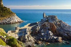Portovenere coast view Royalty Free Stock Image