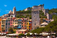 Portovenere, Italië Stock Foto's