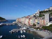 Portovenere, Italien lizenzfreie stockfotografie
