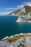 Portovenere, Italy Royalty Free Stock Images